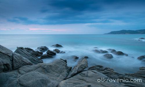 Ранна морска утрин