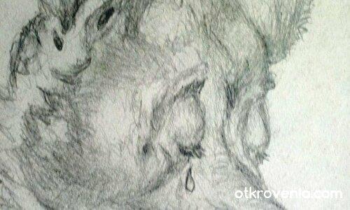Рисунка-модифициран вариант на Лисицата от Пинокио