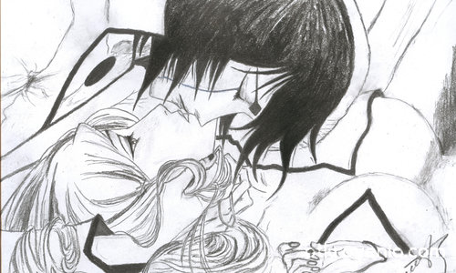 Orihime&Ulquiorra
