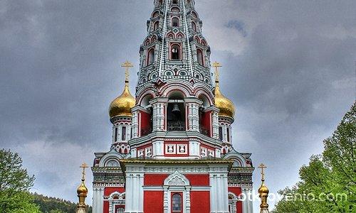 Руската църква в Шипка...