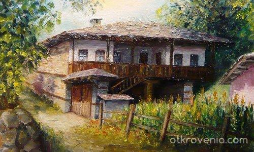Лято на село