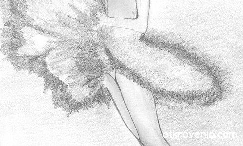Вълшебство от балерина
