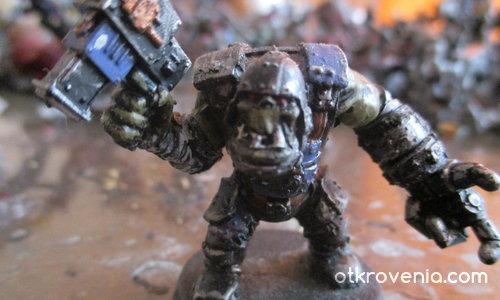 Warhammer 40k.