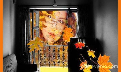 Есента влиза в дома ми