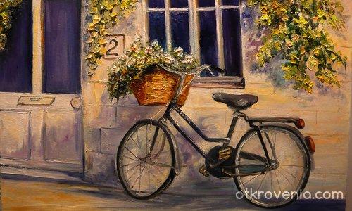 Велосипедът