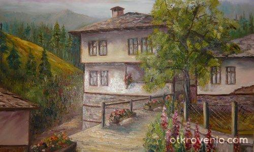 Къщи в планината