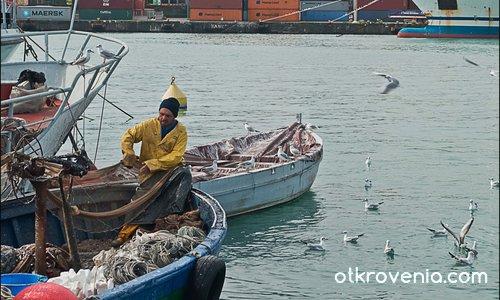 Рибарска