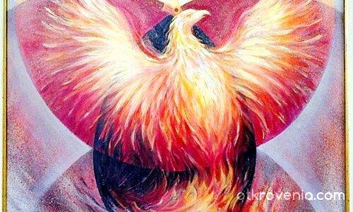 Жар-птица (Феникс)