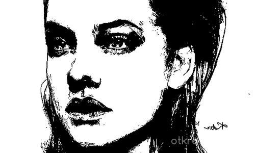 Графичен портрет 3