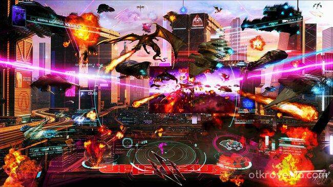 Инвазия 3 - Битката (редактирано)