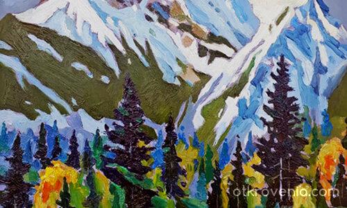 Планината 828