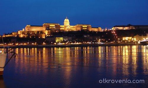 Нощ в Будапеща