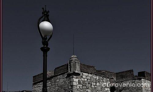 """Крепостта """"Баба Вида"""", фрагмент..."""