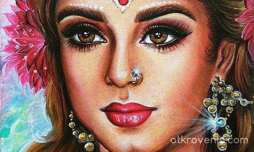 Лакшми- богиня на изобилието