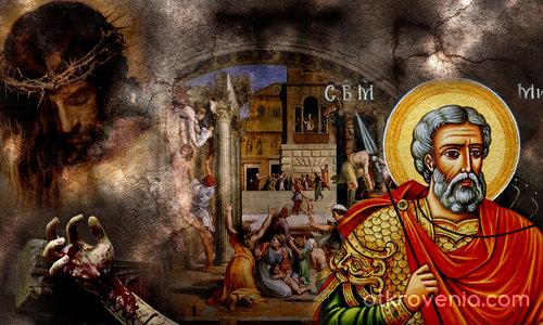 Свети Мина /Saint Minas/ (285 – c. 309)