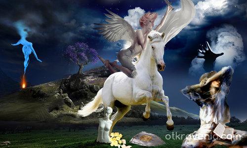 Белият конник на Апокалипсиса