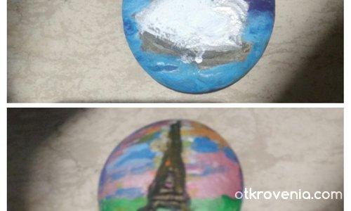 Айфеловата кула и Нощно плаване
