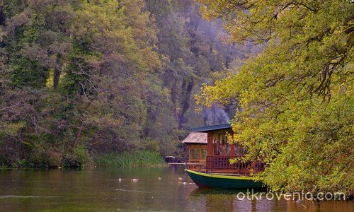 Есенно по реката....