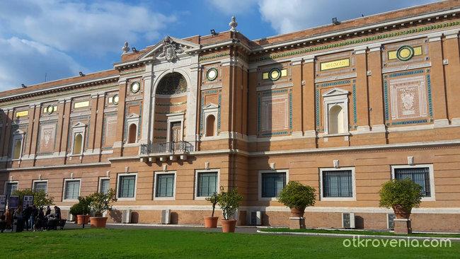 Музеите на Ватикана - Пинакотека