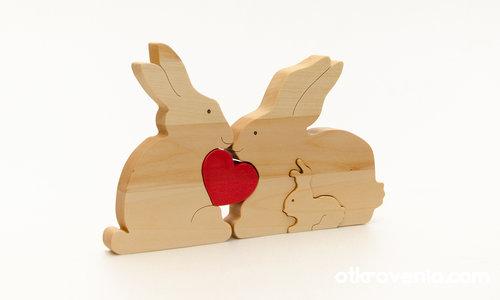 Семейство зайчета 1