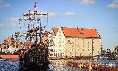 Sailing - Gdansk