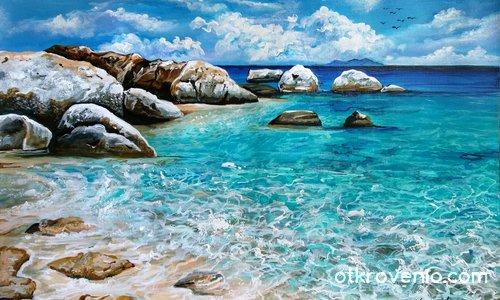 Тюркоазено море
