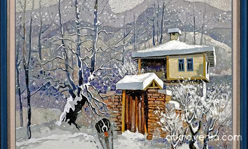 Зима на село 2