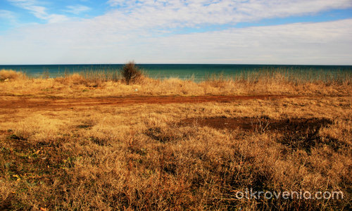 Мистичното Северно Черноморие - брегът край Крапец