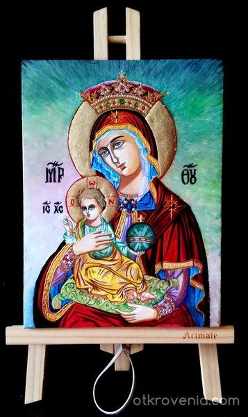 Пресвeта Богородица  Корфская