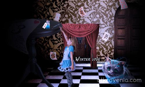 Алиса преди Страната на Чудесата