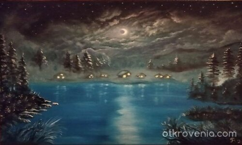 """""""Нощ в гората"""""""