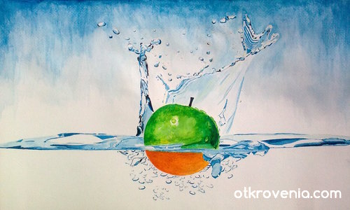 Ябълка/Портокал