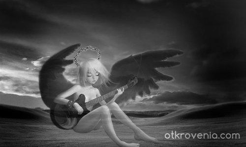 Самотен_Ангел