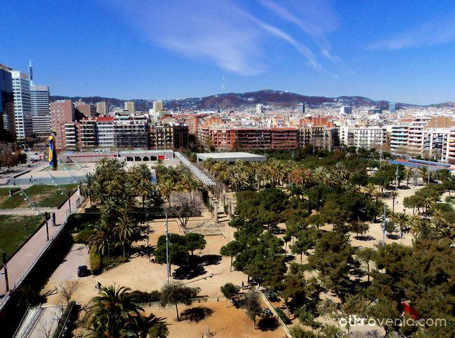 Градски пейзаж...
