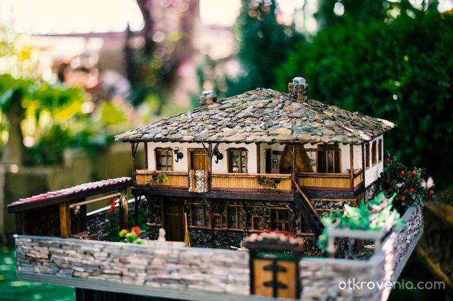 Възрожденска къща с огнище