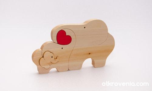 Семейство слончета 3