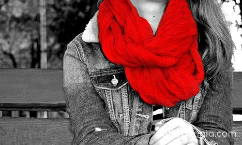 Червено за разкош
