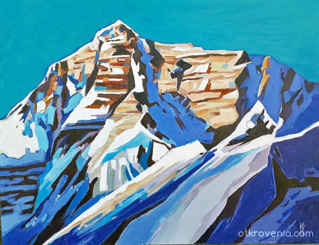 Планината, 708 – Исполинът