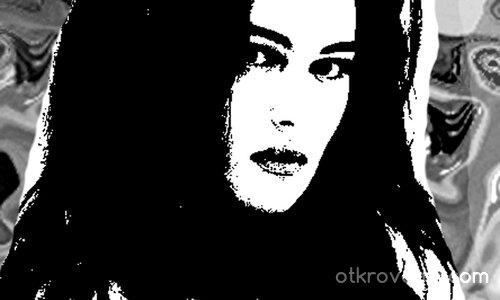 Графичен портрет 13