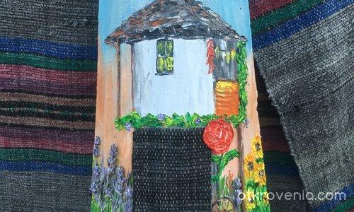 100 годишна керемида с български мотиви