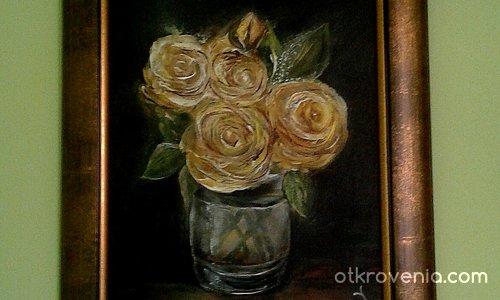 Сияйни рози