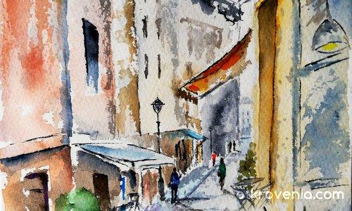 Тихата улица