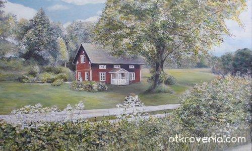 Шведски пейзаж