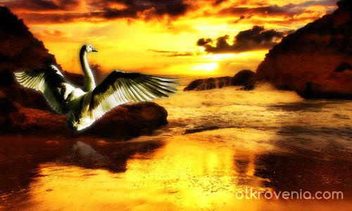 Залезът на Лебеда