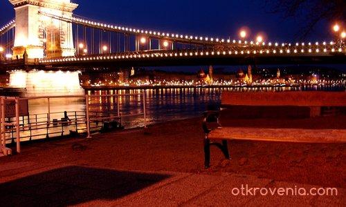 Великолепна вечер в Будапеща
