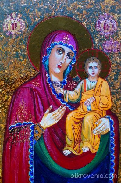 Пресвета Богородица Моздокской