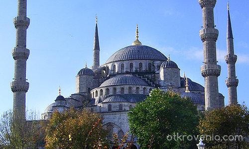 Гледки от Истанбул -2 - Синята джамия
