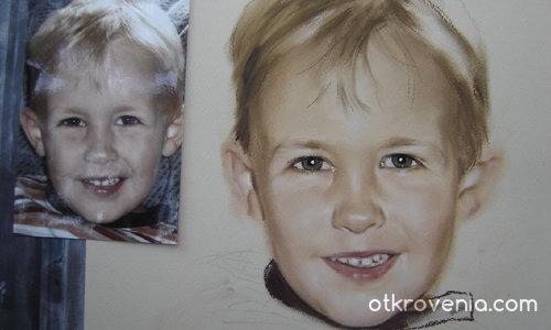 Портрет на момче