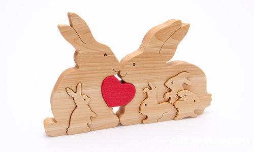 Семейство зайчета 4
