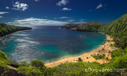 Hanuma Bay, Hawaii